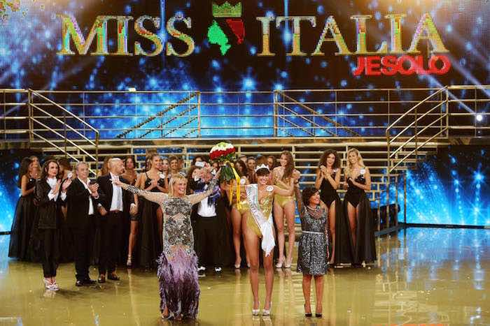 Miss Italia 2015 - proclamazione Alice Sabatini