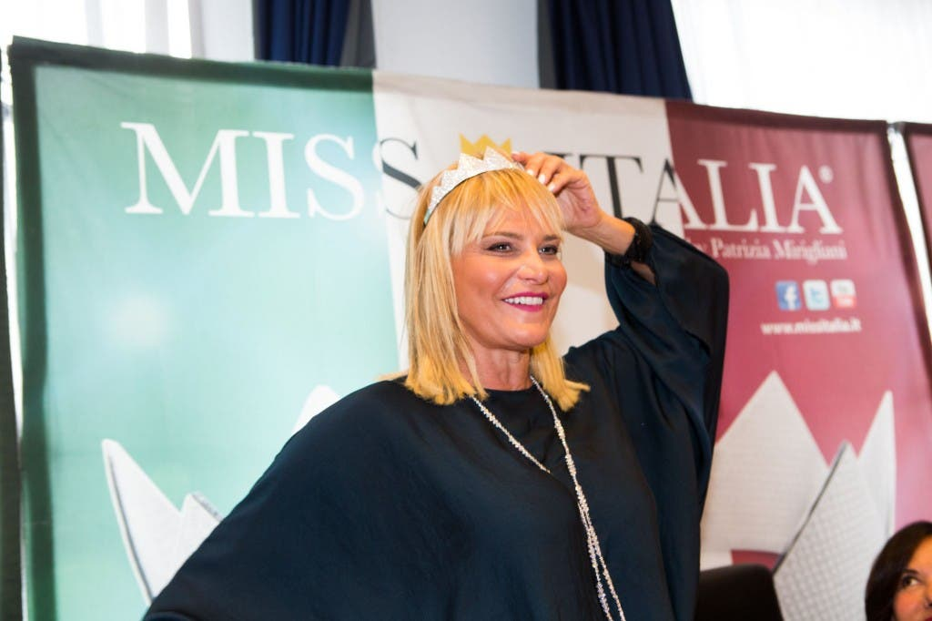 Simona Ventura - Miss Italia 2015