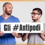 Pechino Express 2015 - Gli Antipodi - Andrea Pinna e Roberto Bertolini