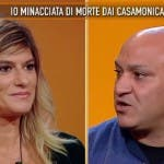 Quinta Colonna, Federica Angeli Casamonica