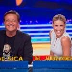 Striscia la Notizia, Christian De Sica e Michelle Hunziker
