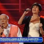 Tale e Quale 2015 - Massimo Lopez/Murolo e Bianca Guaccero/Mia Martini