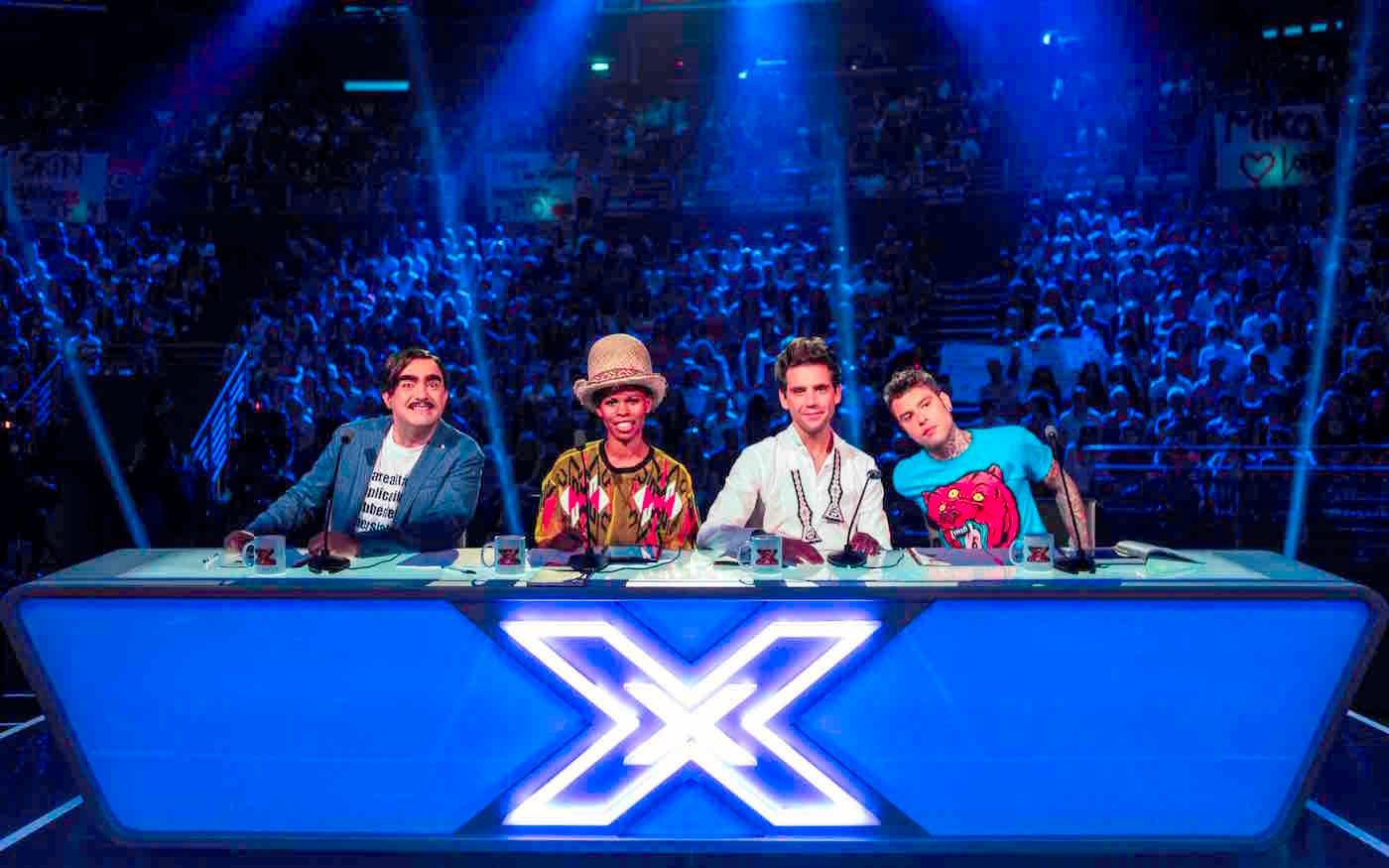 XFactor 2015 - giuria