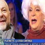 Mauro Coruzzi e Platinette