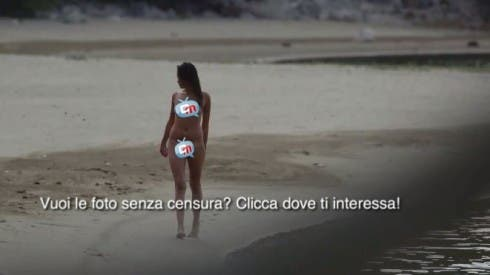 Isola Adamo ed Eva - puntata 3 - Francesca -1
