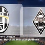 Juventus-Borussia Monchengladbach