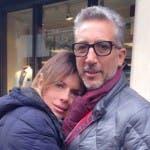 Paola Perego e Lucio Presta