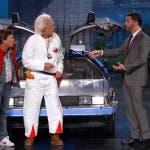 Ritorno al Futuro, Jimmy Kimmel Live!