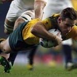 Rugby Inghilterra - Australia (da Facebook)