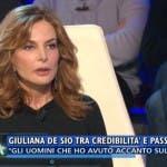 Giuliana De Sio, La Vita in Diretta