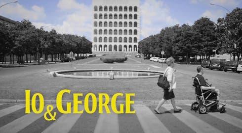Io e George  c2703a7656f6