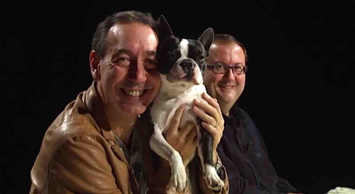 Luciano, L'amaro quotidiano - Fabio e Mingo - Telenorba