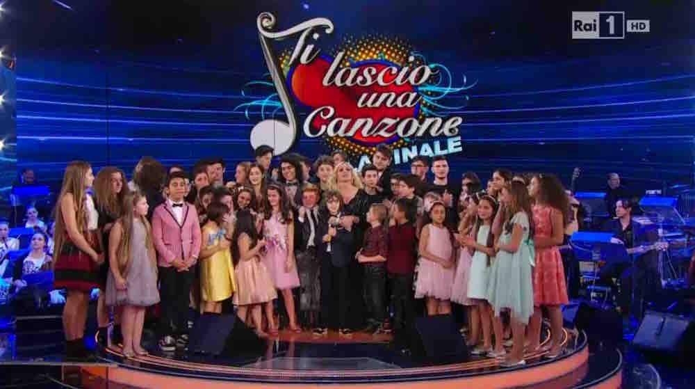 Ti Lascio una Canzone 2015 - finale