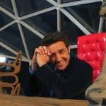 Flavio Insinna Boss in Incognito
