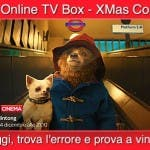Sky Online TV Box Xmas Contest - Paddington