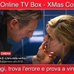 Sky Online TV Box Xmas Contest - Taken 3