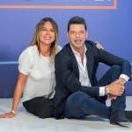 Paola Perego e Salvo Sottile