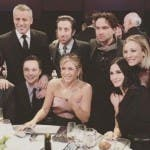 Friends incontra The Big bang Theory