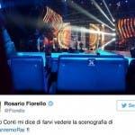 Scenografia Sanremo 2016