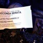 Adua del Vesco a Sanremo 2016