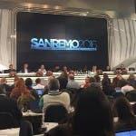 Conferenza stampa Sanremo 2016