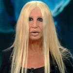 Donatella Versace - Virginia Raffaele
