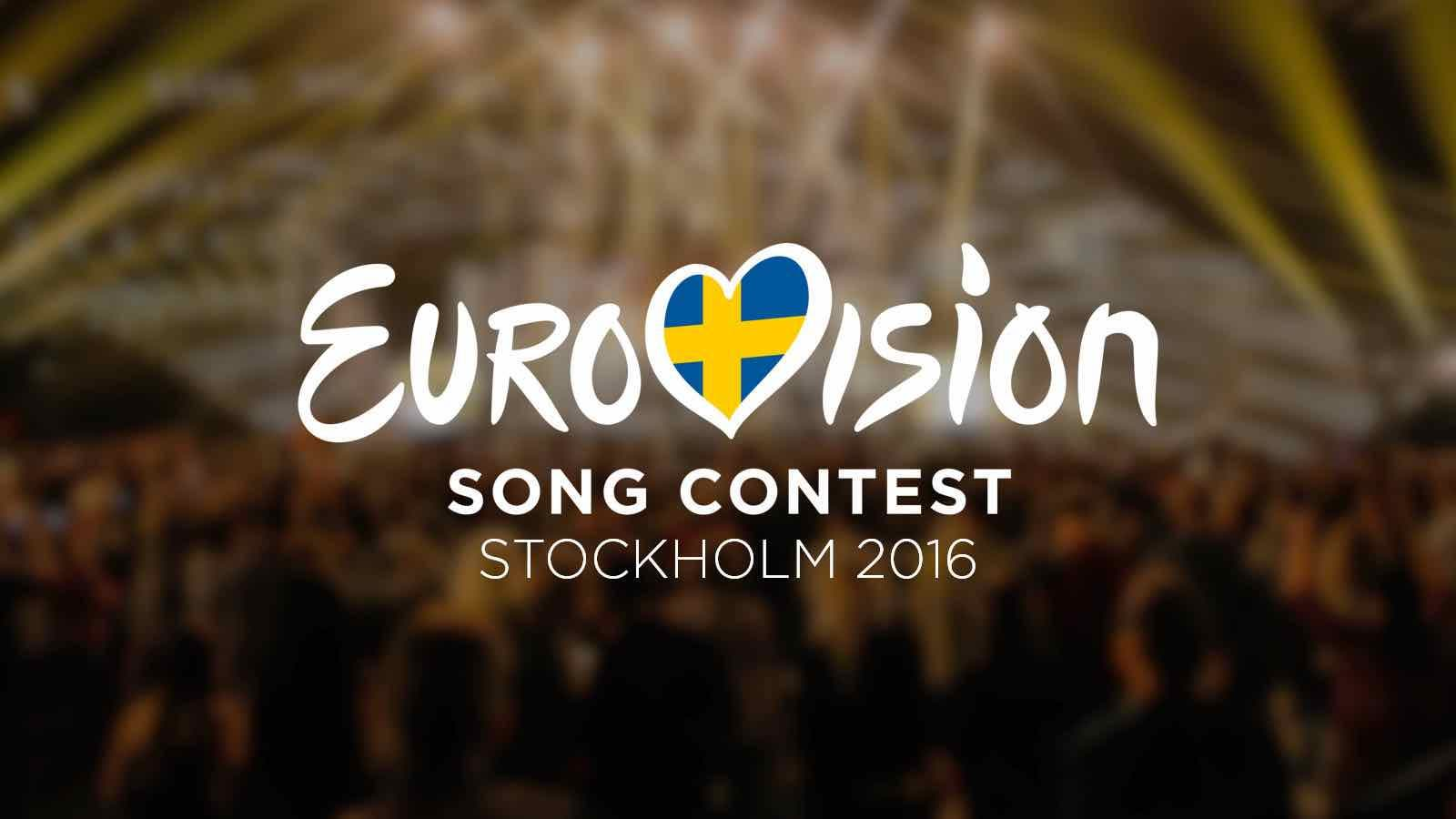 Eurovision 2016 Stockholm