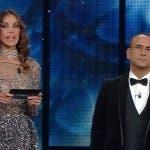 Festival di Sanremo 2016 - Madalina Ghenea e Carlo Conti