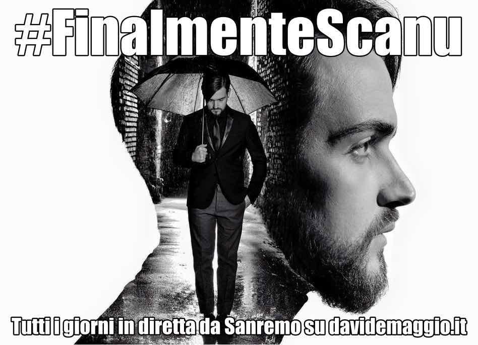 #FinalmenteScanu