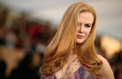 Nicole Kidman sanremo
