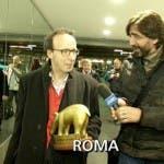 Tapiro d'oro a Roberto Benigni