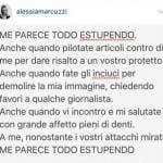 Alessia Marcuzzi - Instagram
