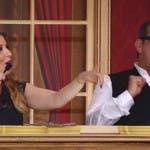 Ballando con le stelle 2016 - Lucarelli e Mariotto