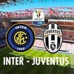 Coppa Italia Inter - Juventus