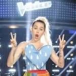 The Voice Usa - Miley Cyrus