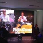 top gear conferenza stampa
