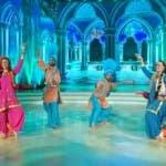 Ballando con le stelle - Bangra