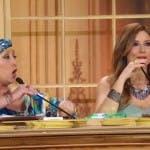 Carolyn Smith contro Selvaggia Lucarelli