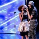 Italia's Got Talent 2016 - Federica Ebiuwa con Nina Zilli
