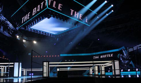 The Voice 2016 - Il ring