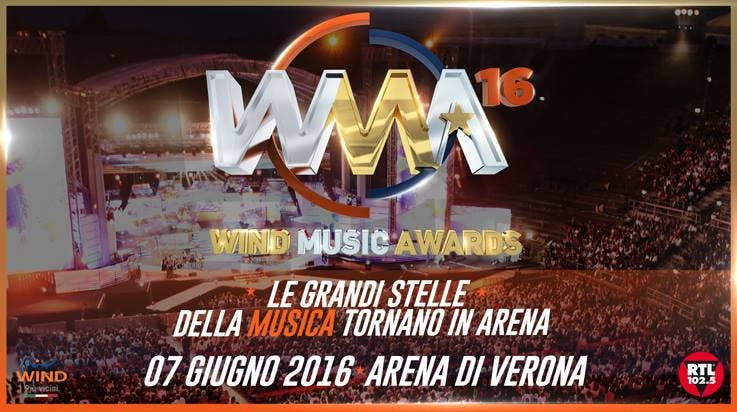 Wind Music Awards 2016