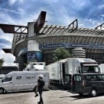Champions League, Tv Compound