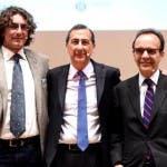 Gianluca Corrado, Giuseppe Sala, Stefano Parisi