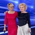 Maria De Filippi e Ornella Vanoni - Amici 2016