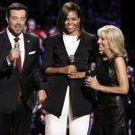 Michelle Obama a The Voice Usa