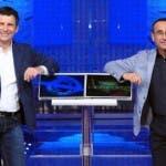Fabrizio Frizzi e Carlo Conti, L'Eredità