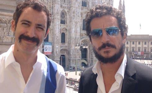 LUCA E PAOLO A DM: CI CANDIDIAMO PER TWITTARE A PAGAMENTO SUI PROGRAMMI TV, ...