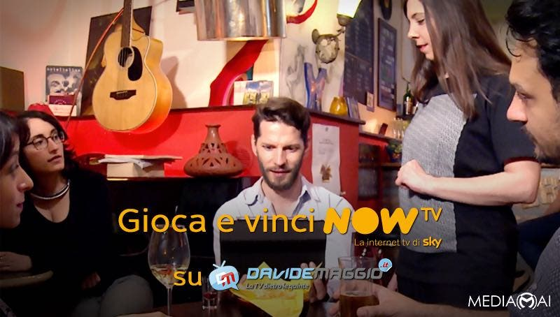 NOW TV - Clip Pub