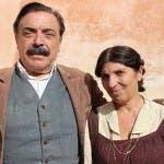 Nino Frassica e Lucia Sardo
