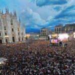 Nielsen diffonde i primi dati di social content ratings: vince il concerto di laura pausini, poi squadra antimafia e miss italia